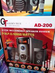 Golden Tech Ad-200 Sub Woofer | Audio & Music Equipment for sale in Kisii, Kisii Central