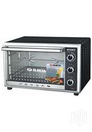 Elekta 45L Electric Oven With Rotisserie - Black | Kitchen Appliances for sale in Nairobi, Nairobi Central
