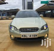 Subaru Outback 2003 2.5i Automatic Gold | Cars for sale in Kajiado, Ngong