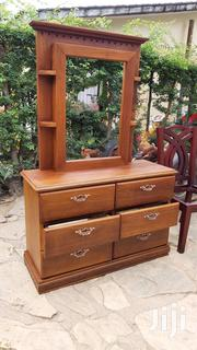 Mvule Dressing Cabinet | Furniture for sale in Mombasa, Bamburi