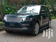Land Rover Range Rover Vogue 2014 Green | Cars for sale in Nairobi, Nairobi Central