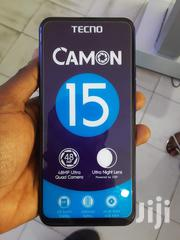 New Tecno Camon 15 64 GB Blue | Mobile Phones for sale in Nairobi, Nairobi Central
