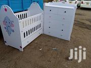Baby Cots With Chest Of Drawers | Children's Furniture for sale in Nairobi, Pangani