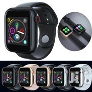 Z6 Touch Screen Smart Watch Phone With SIM Slot - Black | Smart Watches & Trackers for sale in Nairobi, Nairobi Central