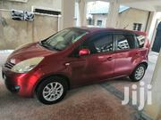 Nissan Note 2012 Red | Cars for sale in Mombasa, Bamburi