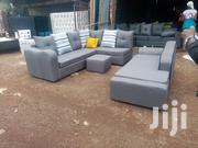 6 Seater Lshape Plus Sofabed | Furniture for sale in Nairobi, Kahawa