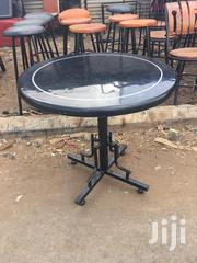 Fibreglass Table Top With Metal Stand | Furniture for sale in Nairobi, Umoja II