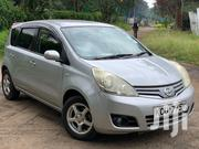 Nissan Note 1.4 2012 Silver | Cars for sale in Nairobi, Kilimani