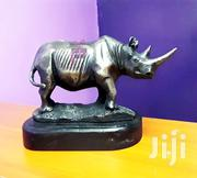Cast Sculpture - Rhinoceros Also Commonly Known As Rhino | Home Accessories for sale in Nairobi, Nairobi Central
