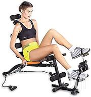 Six Pack Care Abs Exercise Bench With Bike Pedals | Sports Equipment for sale in Nairobi, Nairobi Central