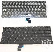 """Laptop US Keyboard Without Backlight for Macbook Pro 13"""" A1502 