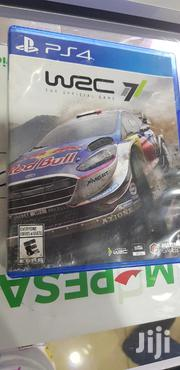 Ps4 Wrc 7-world Rally Championship | Video Games for sale in Nairobi, Nairobi Central