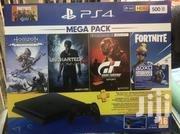 Playstation 4 Mega Pack 500gb Slim | Video Game Consoles for sale in Nairobi, Nairobi Central