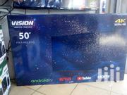 Vision Plus 50inches Smart 4k Android | TV & DVD Equipment for sale in Nairobi, Nairobi Central