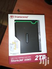 Transcend 2TB External Hard Disk | Computer Hardware for sale in Nairobi, Nairobi Central