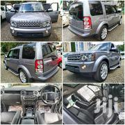Land Rover LR4 2012 HSE LUX Gray | Cars for sale in Nairobi, Kilimani