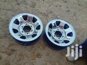 """15"" Inches Chrome Sport Rims for Isuzu D-Max,7L Box, Mitsubishi L200 