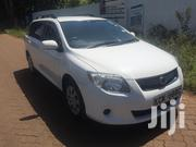 New Toyota Fielder 2012 White | Cars for sale in Kiambu, Township E