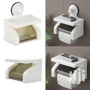 White Classy Tissue Holder With Phone Holder   Home Accessories for sale in Nairobi, Nairobi Central