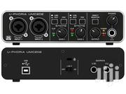 Behringer U-Phoria Umc202hd Soundcard | Audio & Music Equipment for sale in Nairobi, Nairobi Central