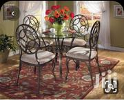 Lovely Iron Dinning Set | Furniture for sale in Mombasa, Bamburi