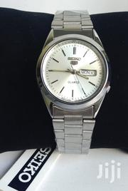 Seiko 5 Medium Size Stainless Steel Watches Available | Watches for sale in Nairobi, Nairobi Central