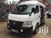 Nissan Caravan Highroof With Seats | Buses & Microbuses for sale in Nairobi, Parklands/Highridge