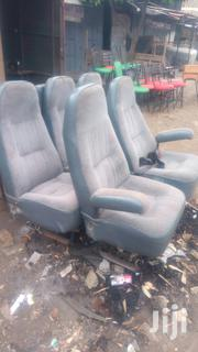 We Have Used Tour Van Seats For Sell Is In Good Condion With Pockets | Vehicle Parts & Accessories for sale in Nairobi, Umoja I