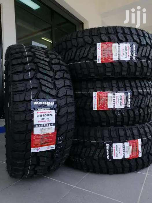 265/50/20 Radar Tyre's Is Made In China