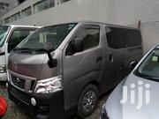 Nissan Caravan Van 2014 Ully Loaded With Original Leather Seats And R | Buses & Microbuses for sale in Nairobi, Parklands/Highridge