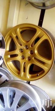 Subaru Forester, Legacy Size 17 Exjapan Rims | Vehicle Parts & Accessories for sale in Nairobi, Nairobi Central