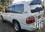 Toyota Land Cruiser 2001 HDJ 100 White | Cars for sale in Nairobi, Roysambu