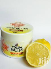 American Dream Cocoa Butter Lemon Cream | Skin Care for sale in Nairobi, Roysambu