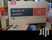 """Tcl Smart Android Uhd 43"""" 