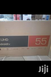 """Tcl Smart Android Uhd Tv 55"""" 
