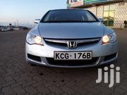 Honda Civic 2009 1.3i-DSi Vtec Hybrid Silver | Cars for sale in Nairobi, Nairobi Central