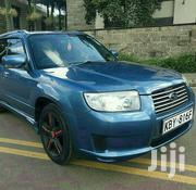 Subaru Forester 2007 Blue | Cars for sale in Nairobi, Nairobi West