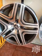 """Benz M Class Rims Set Size 20"""" 