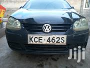 Volkswagen Golf SportWagen 2006 Black | Cars for sale in Nakuru, Lanet/Umoja