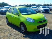 Nissan March 2013 Green | Cars for sale in Mombasa, Shimanzi/Ganjoni