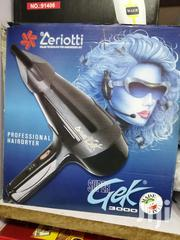 Zeriotti Hair Dryer | Tools & Accessories for sale in Nairobi, Nairobi Central