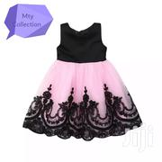 Black Lace Dress | Children's Clothing for sale in Mombasa, Majengo
