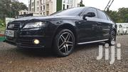 Audi A4 2012 Black | Cars for sale in Nairobi, Lavington