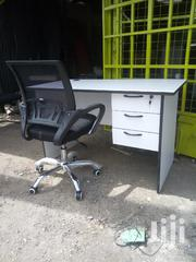 White Desk With Chair | Furniture for sale in Nairobi, Nairobi Central