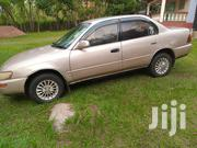 Toyota Corolla 1996 1.3 Sedan Gold | Cars for sale in Kericho, Ainamoi
