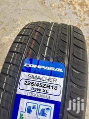 225/45zr18 Compasal Tyres Is Made in China | Vehicle Parts & Accessories for sale in Nairobi, Nairobi Central