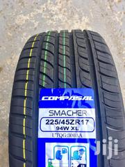 225/45zr17 Compasal Tyres Is Made in China | Vehicle Parts & Accessories for sale in Nairobi, Nairobi Central