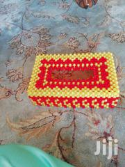 Beaded Tissue Box With Classic Look | Home Accessories for sale in Mombasa, Tudor