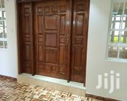 Mahogany Solid Wooden Doors For Sale | Manufacturing Services for sale in Kiambu, Ruiru