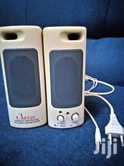 Omega Integrated Amplified Stereo Speakers in Perfect Condition. | Audio & Music Equipment for sale in Nairobi, Westlands